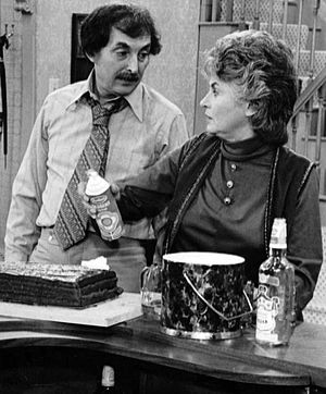 Maude (TV series) - Walter and Maude