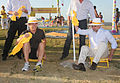 Mauricio Macri inauguró la temporada de Buenos Aires Playa 2012 (6634817621).jpg