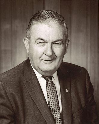 Frank Curran (politician) - Image: Mayor Frank E. Curran