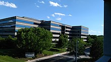 McKesson Medical-Surgical Corporate campus in Richmond, Virginia