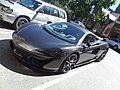 McLaren 570S Main Street downtown Montpelier VT June 2019 front.jpg
