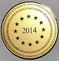 Medaglia anzianità di servizio (20 anni) presso la Commissione Europea.jpg