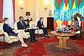 Meeting with Ethiopian President Sahle-Work Zewde (48980504816).jpg