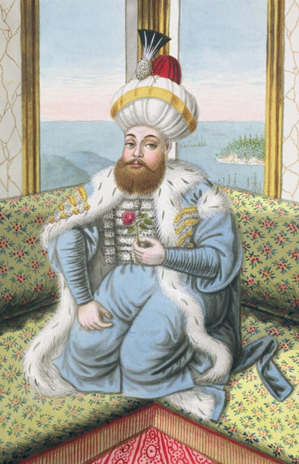 Mehmed II by John Young