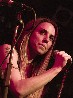 Melanie C - Melanie C performing in December 2014