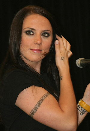 Melanie C discography - Image: Melanie Chisholm byte