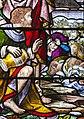 Melton Mowbray, St Mary's church, window detail (45630076091).jpg