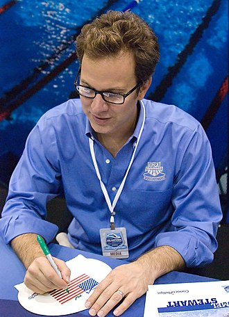 Melvin Stewart - Stewart in 2009