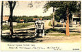 Memorial Fountain Color Postcard Southport Fairfield CT.jpg