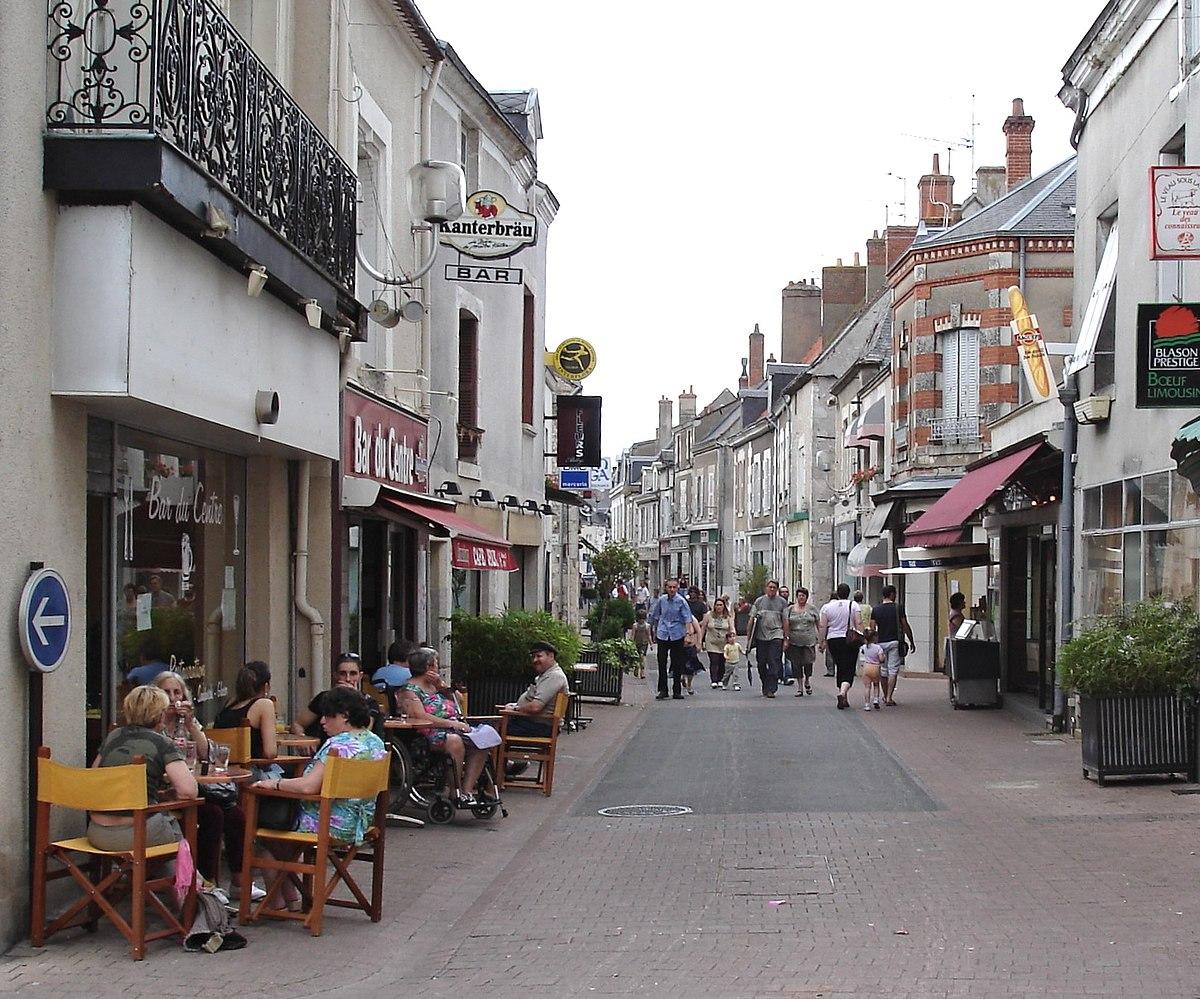 Belle Ville En Esgange