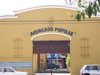 Goiânia - People's Marketplace.