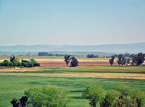 Merced, California - Merced County countryside