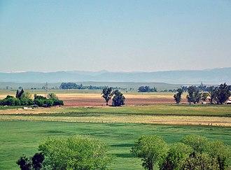 Merced, California - Merced County countryside