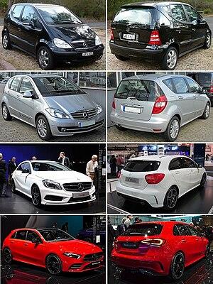 Mercedes-Benz Classe A — Wikipédia