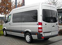 Mercedes Benz Sprinter Wikipedia