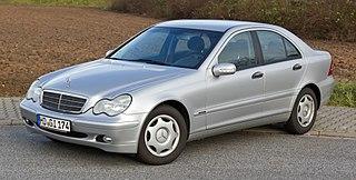 Mercedes-Benz C-Class (W203) Motor vehicle