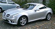 Mercedes SLK front 20071011.jpg