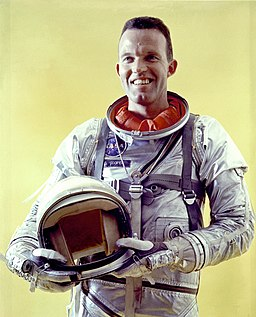 Mercury Astronaut Gordon Cooper Jr. - GPN-2000-001402