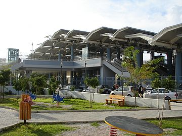 Metro station of Faliro1.JPG