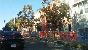Downtown Richmond, Richmond, California - Metro Walk transit village in downtown richmond california