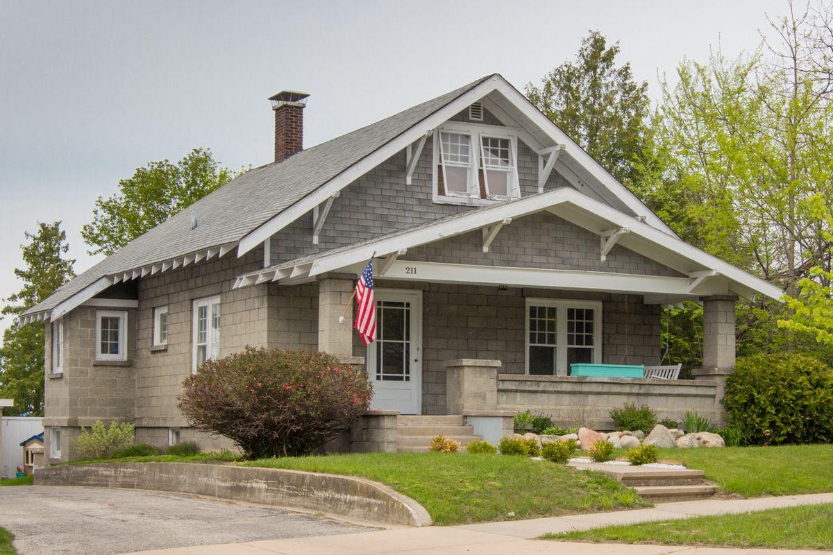 Meyer Fryman House Wikidata