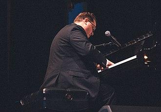 Michael Eckroth - Michael Eckroth performing in 2019.