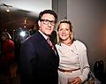 Michael Bruno (1stdibs.com) and Amy Todd Middleton (Sothebys) (6328897081).jpg