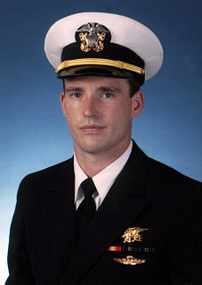 Michael P. Murphy Naval Special Warfare Operator US Navy Seal