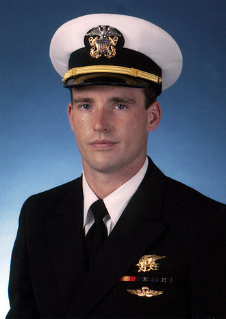 Officer Candidate School (United States Navy) - Michael P. Murphy, posthumously awarded the Medal of Honor