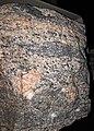 Migmatite (Archean, ~3.4 to 3.5 Ga; Minnesota, USA) 3 (23517332506).jpg