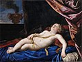 Mignard - Louis Alexandre de Bourbon as Cupid - Versailles, MV3625.jpg
