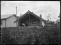 Mihiroa meeting house at Ngati Mihiroa Marae, Pakipaki, near Hastings. ATLIB 290800.png