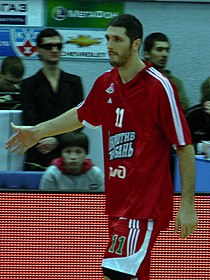 Mike Wilkinson at all-star PBL game 2011 (1).JPG