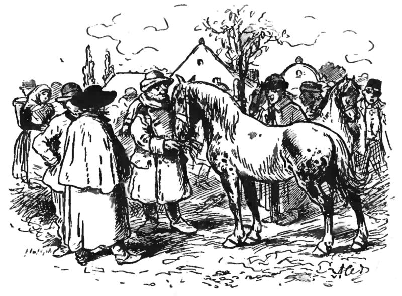 File:Mikoláš Aleš Ferdinand Laub kupuje koně.png