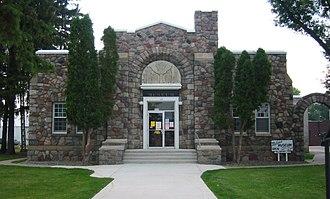 Milaca, Minnesota - Milaca Municipal Hall