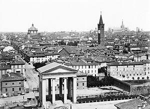 Милан — Википедия