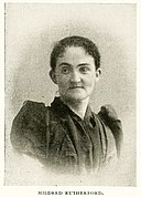 Mildred Rutherford 1897.jpg