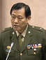 Military Police (ROCMP) Major General Kao Ning-sung 憲兵少將高甯松 (20141029 09:42:53 14th Full-meeting of the Foreign and National Defense Committee, Legislative Yuan 立法院外交及國防委員會第14次全體委員會議).png