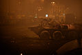 Military equipment seen during clashes in Kyiv, Ukraine. Events of February 18, 2014.jpg
