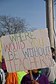 Milwaukee Public School Teachers and Supporters Picket Outside Milwaukee Public Schools Adminstration Building Milwaukee Wisconsin 4-24-18 1048 (40833958895).jpg