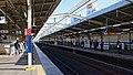 Minami-Koshigaya Station platforms 20161230.jpg
