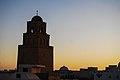 Minaret de Grande Mosquée de Kairouan.jpg