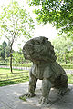 MingXiaoling Animal Lion02.jpg