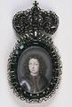 Miniatyrporträtt på Karl XI - Livrustkammaren - 4687.tif
