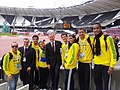 Minister greets Brazilians at successful School Games (7169899928).jpg