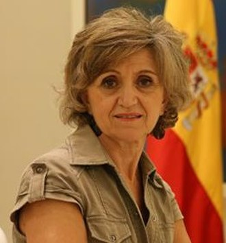Ministry of Health (Spain) - Image: Ministra Carcedo 2018 (cropped)
