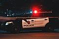 Minneapolis Police Officer in Squad Car - Shooting Crime Scene (42927654205).jpg