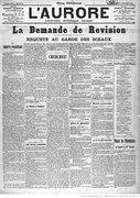 Mirbeau - Le Cadavre récalcitrant, paru dans L'Aurore, 05 septembre 1898.djvu
