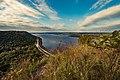 Mississippi River Viewpoint - John A. Latsch State Park, Minnesota (36567540914).jpg