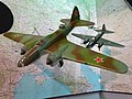 Model Soviet Bombers - Museum of Aviation and Aerospace - Poltava - Ukraine (43823899821).jpg